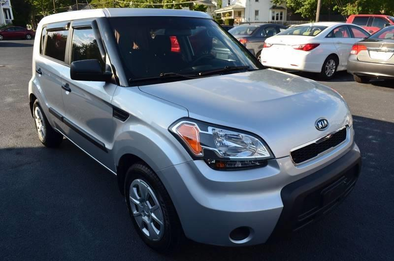 2011 Kia Soul Base 4dr Wagon
