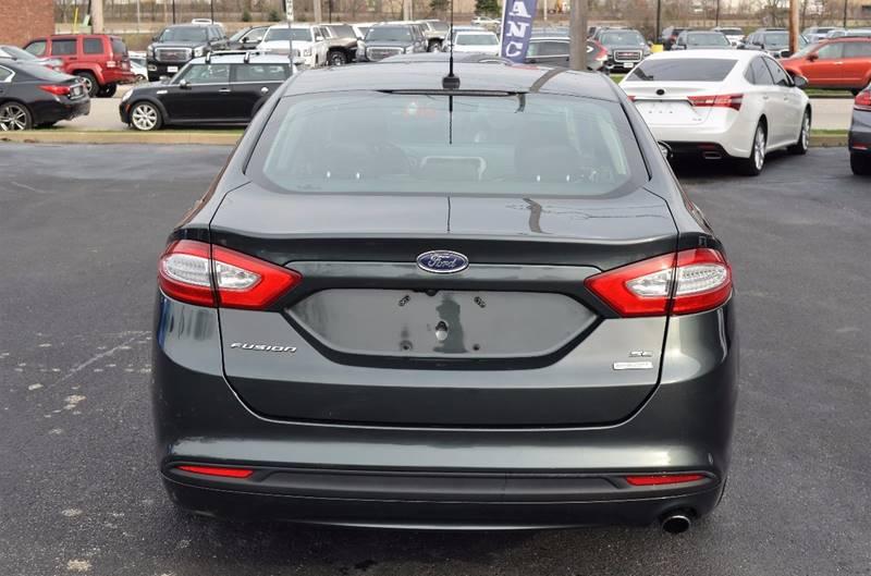 2015 Ford Fusion SE 4dr Sedan - Cuyahoga Falls OH