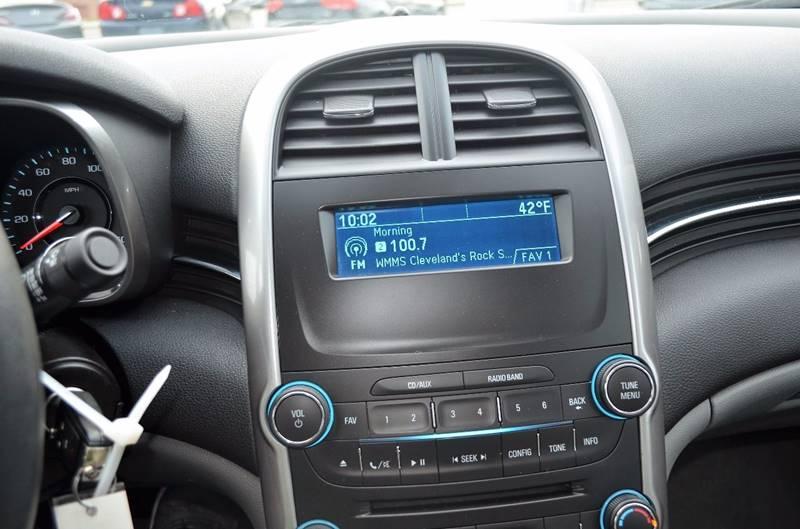2015 Chevrolet Malibu LS Fleet 4dr Sedan - Cuyahoga Falls OH