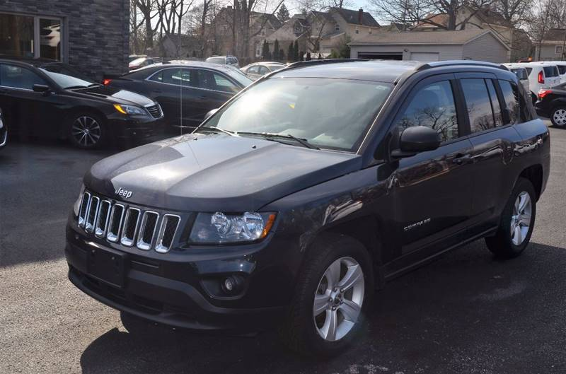 2014 Jeep Compass 4x4 Sport 4dr SUV - Cuyahoga Falls OH