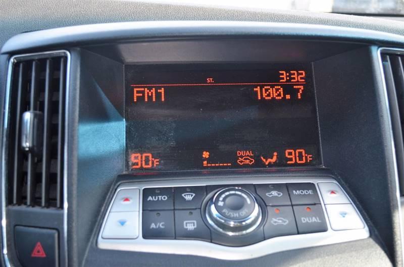 2012 Nissan Maxima 3.5 SV 4dr Sedan - Cuyahoga Falls OH
