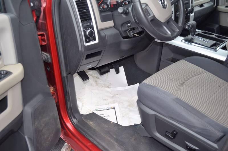 2010 Dodge Ram Pickup 1500 4x2 SLT 4dr Quad Cab 6.3 ft. SB Pickup - Cuyahoga Falls OH