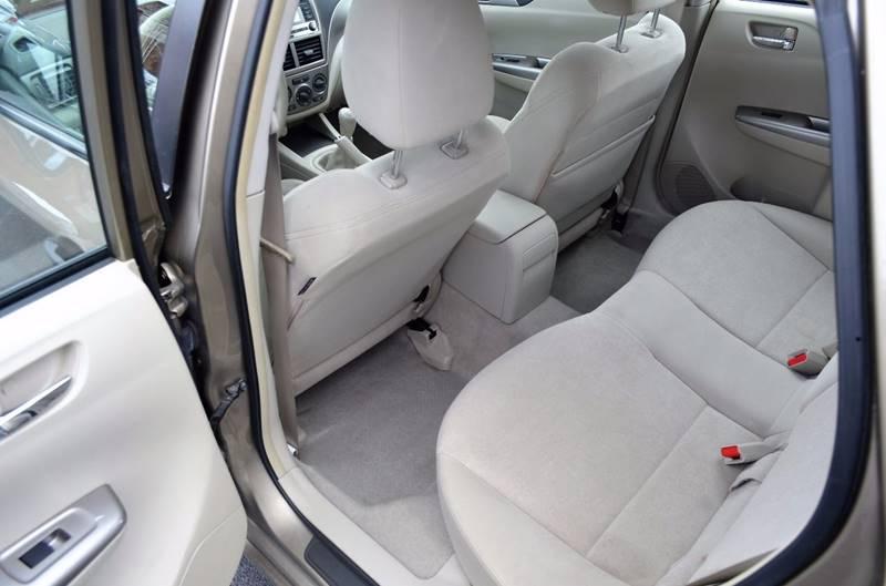 2008 Subaru Impreza AWD 2.5i 4dr Wagon 5M - Cuyahoga Falls OH