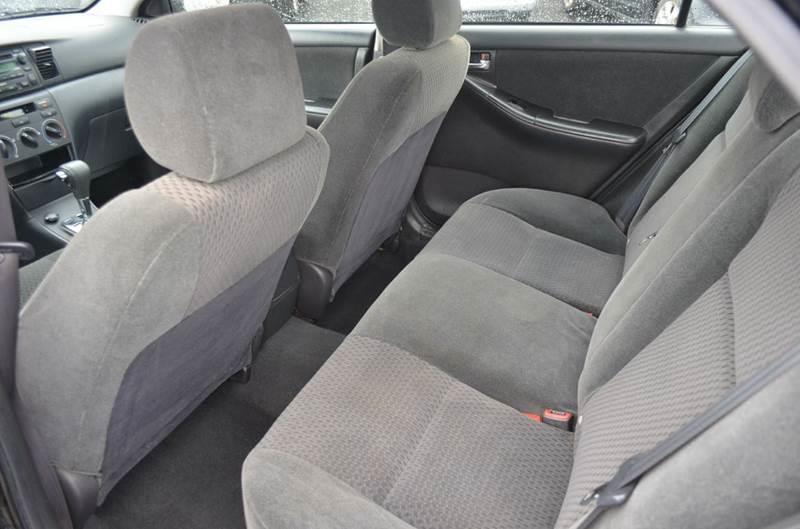2007 Toyota Corolla S 4dr Sedan (1.8L I4 4A) - Cuyahoga Falls OH