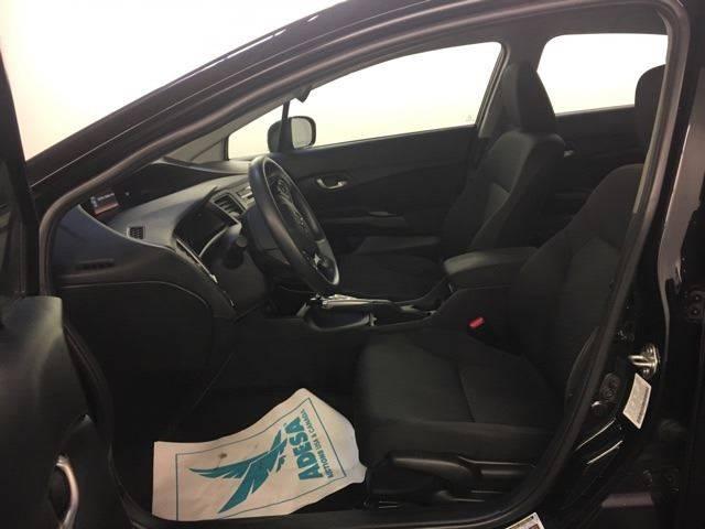 2014 Honda Civic LX 4dr Sedan CVT - Brookline MA