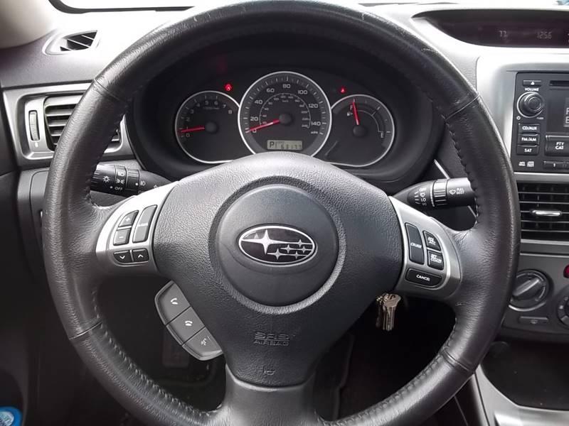 2011 Subaru Impreza AWD 2.5i Premium 4dr Sedan 4A - Brookline MA