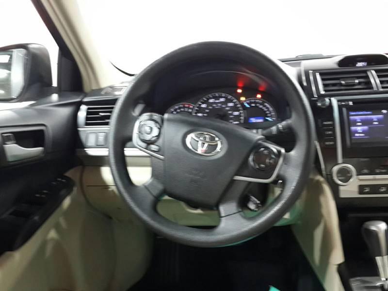 2014 Toyota Camry LE 4dr Sedan - Brookline MA