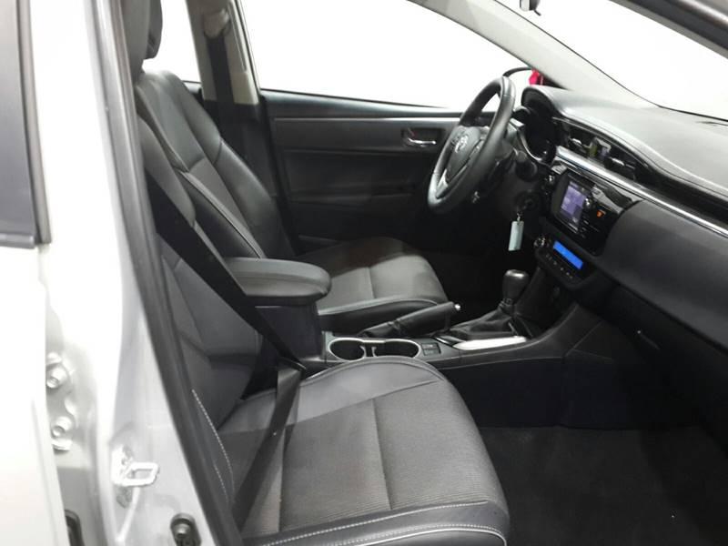 2014 Toyota Corolla S 4dr Sedan - Brookline MA