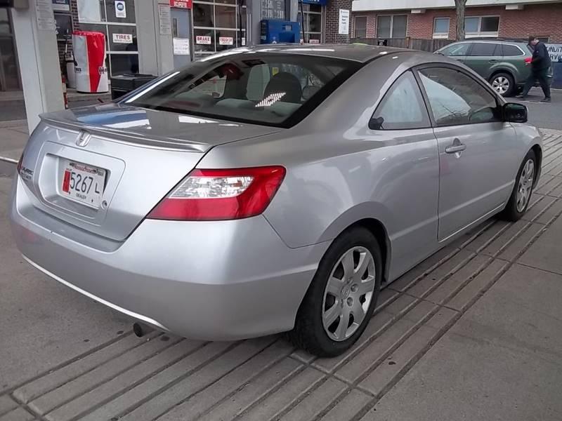 2006 Honda Civic LX 2dr Coupe w/Automatic - Brookline MA