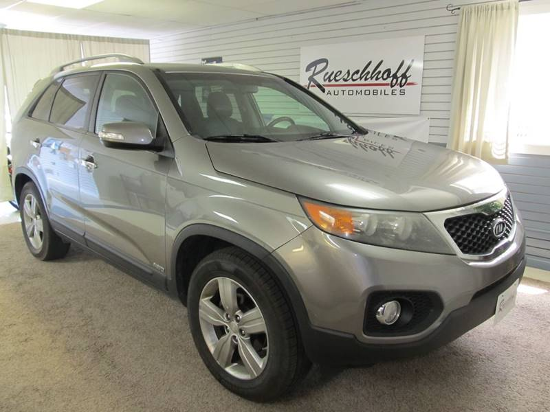 2012 Kia Sorento AWD EX 4dr SUV In Lawrence KS - Rueschhoff Automobiles
