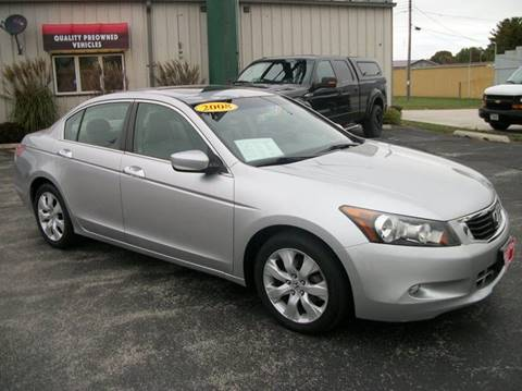 2008 Honda Accord for sale in Manitowoc, WI