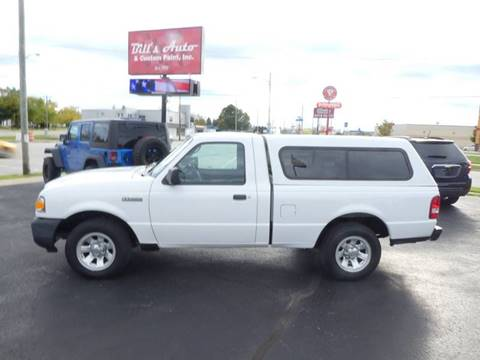 2010 Ford Ranger for sale in Manitowoc, WI