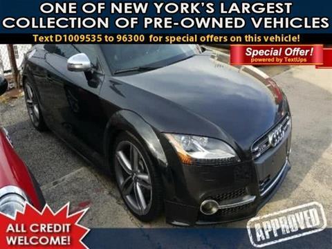 2013 Audi TTS for sale in Douglaston, NY