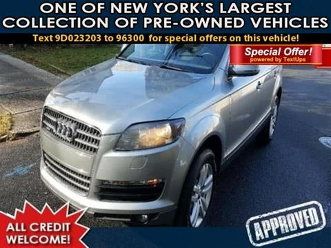 2009 Audi Q7 for sale in Douglaston, NY