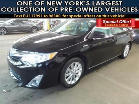 2014 Toyota Camry Hybrid for sale in Douglaston, NY