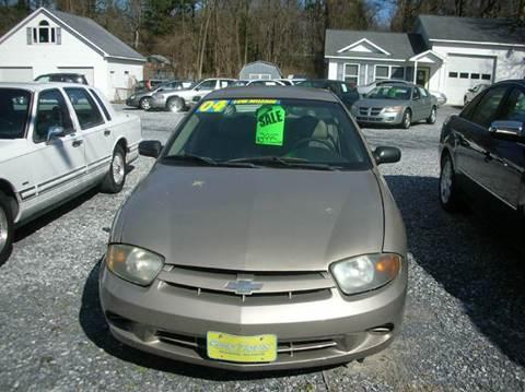 2004 Chevrolet Cavalier for sale at Car Trek in Dagsboro DE