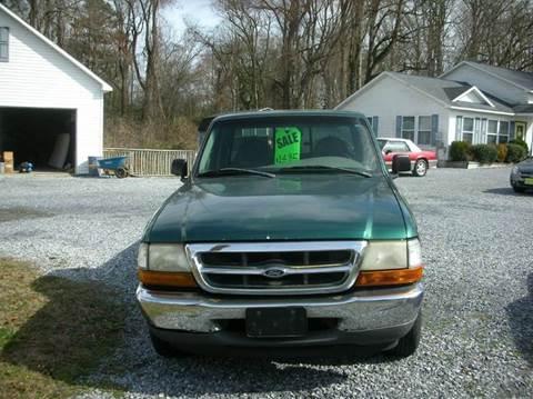 1999 Ford Ranger for sale at Car Trek in Dagsboro DE