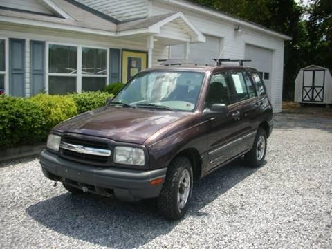 1999 Chevrolet Tracker for sale at Car Trek in Dagsboro DE