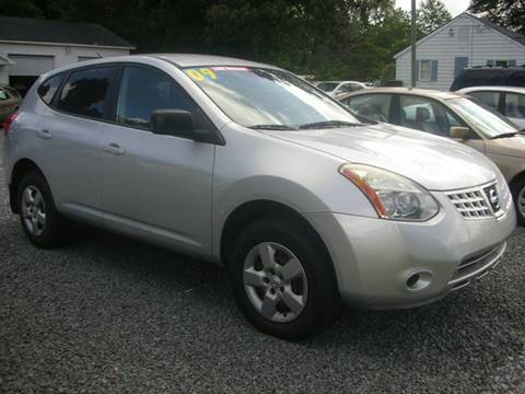 2009 Nissan Rogue for sale in Dagsboro, DE