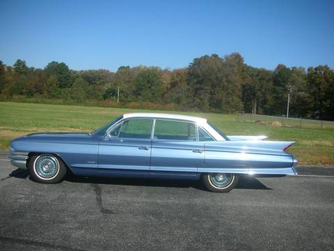 1961 Cadillac Series 62 for sale in Dagsboro, DE