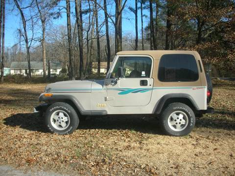 1995 Jeep Wrangler for sale in Dagsboro, DE
