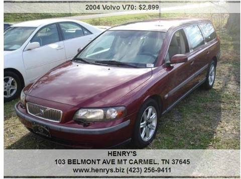 2004 Volvo V70 for sale in Mt Carmel, TN
