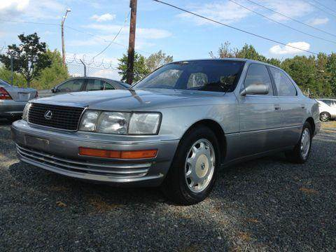 Lexus LS 400 For Sale in Stone Mountain, GA - Carsforsale.com