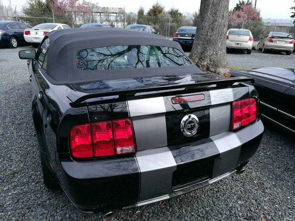 2007 Ford Mustang GT Premium 2dr Convertible - Charlotte NC