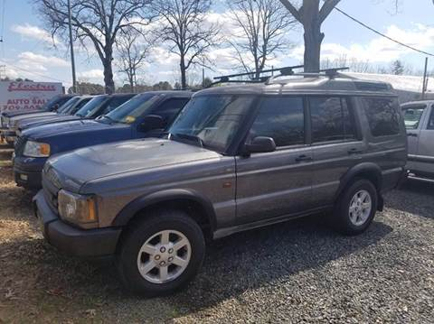 2003 Land Rover Discovery for sale in Charlotte, NC