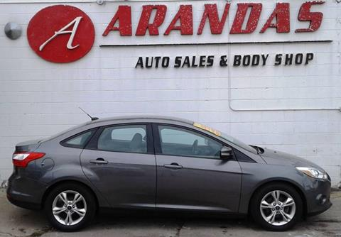 2014 Ford Focus for sale in Milwaukee, WI