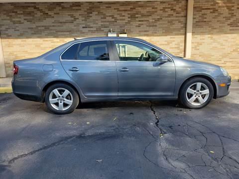 2008 Volkswagen Jetta for sale in Milwaukee, WI