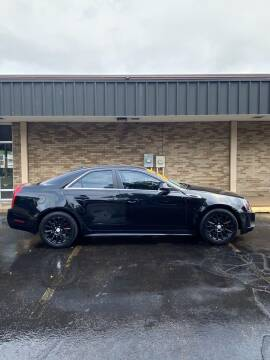 2012 Cadillac CTS for sale at Arandas Auto Sales in Milwaukee WI