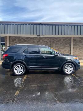 2013 Ford Explorer for sale at Arandas Auto Sales in Milwaukee WI