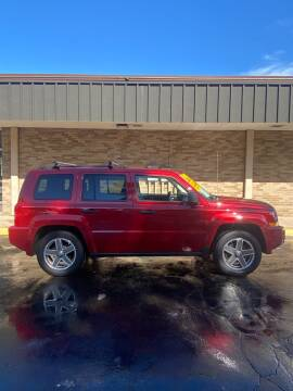 2009 Jeep Patriot for sale at Arandas Auto Sales in Milwaukee WI