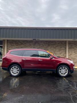 2015 Chevrolet Traverse for sale at Arandas Auto Sales in Milwaukee WI