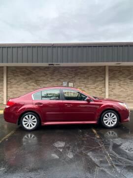 2012 Subaru Legacy for sale at Arandas Auto Sales in Milwaukee WI
