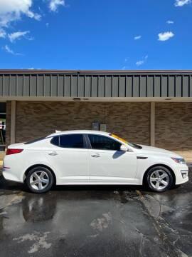 2015 Kia Optima for sale at Arandas Auto Sales in Milwaukee WI