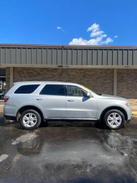 2011 Dodge Durango for sale at Arandas Auto Sales in Milwaukee WI