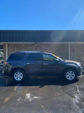 2014 GMC Acadia for sale at Arandas Auto Sales in Milwaukee WI