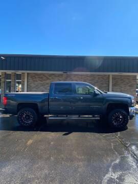 2017 Chevrolet Silverado 1500 for sale at Arandas Auto Sales in Milwaukee WI