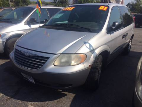 2001 Chrysler Voyager for sale in Milwaukee, WI