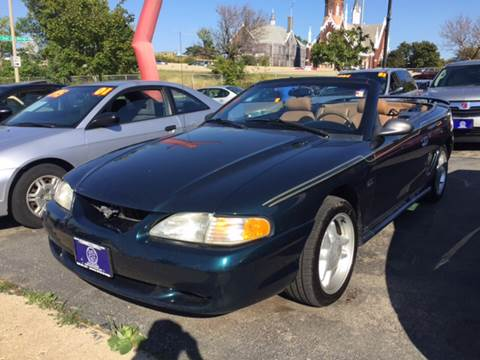 1995 Ford Mustang for sale in Milwaukee, WI