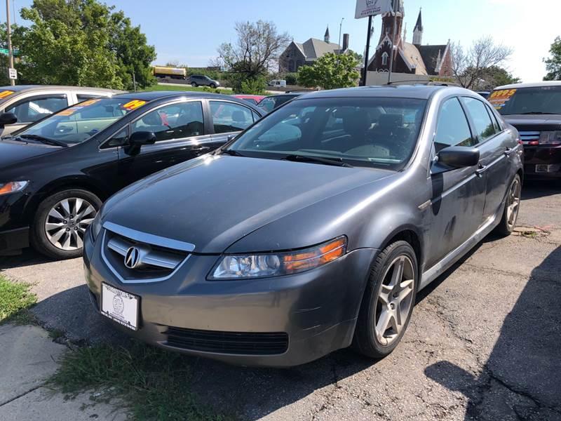 Acura Tl Dr Sedan WNavi In Milwaukee WI E H Motors LLC - 2005 acura tl navigation update