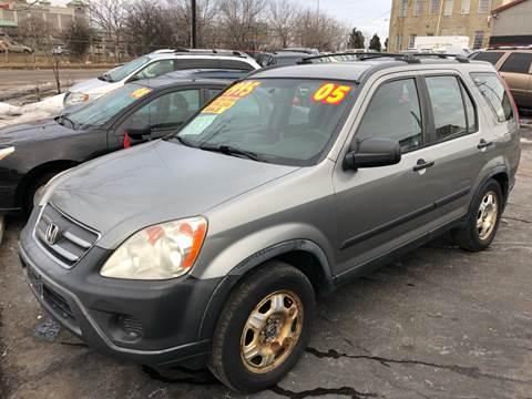 2005 Honda CR-V for sale in Milwaukee, WI
