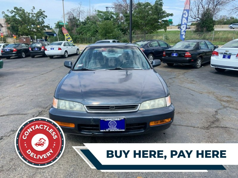 1997 Honda Accord for sale at E H Motors LLC in Milwaukee WI