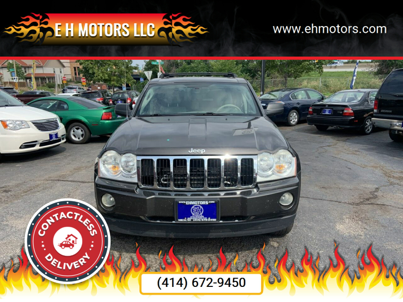 2006 Jeep Grand Cherokee for sale at E H Motors LLC in Milwaukee WI