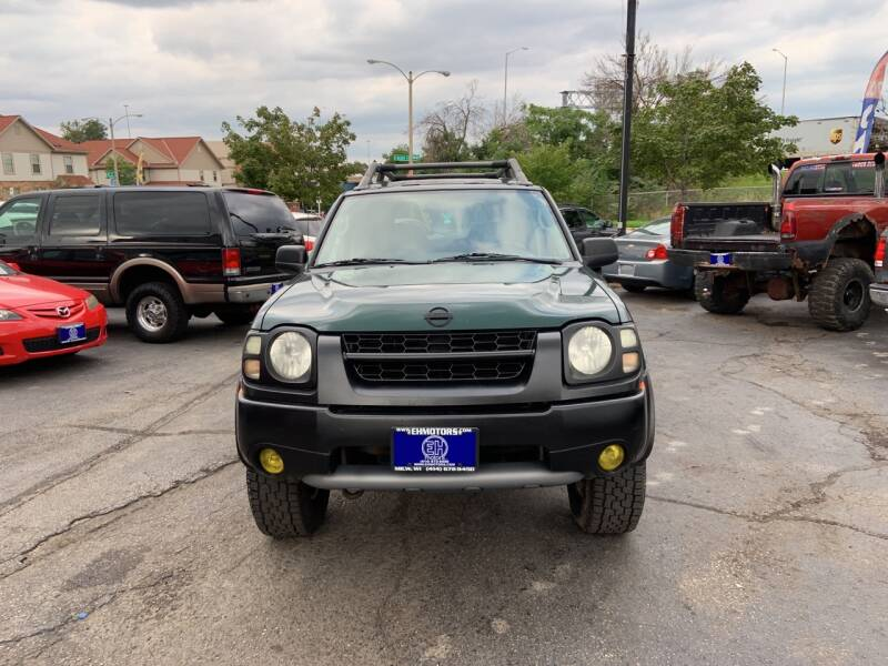 2002 Nissan Xterra for sale at E H Motors LLC in Milwaukee WI