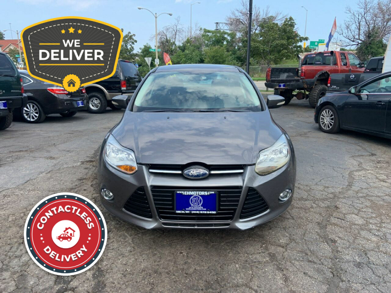 2012 Ford Focus for sale at E H Motors LLC in Milwaukee WI
