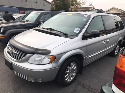 2001 Chrysler Town and Country for sale at E H Motors LLC in Milwaukee WI