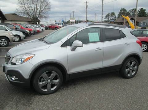 2014 Buick Encore for sale in Tomahawk WI